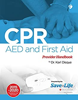 Amazon cpr aed first aid certification course kit cpr aed first aid certification course kit including practice tests detailed instructions fandeluxe Choice Image
