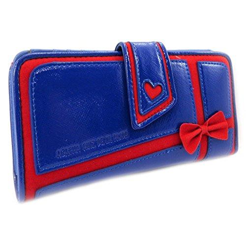 Wallet 'Agatha Ruiz De La Prada'blue (m).