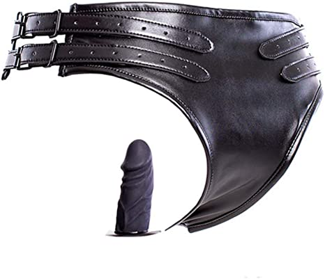 Bondage Butt Plug Dildo Lockable butt