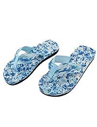 IEason-shoes Women Summer Flip Flops Shoes Sandals Slipper Indoor & Outdoor Flip-Flops