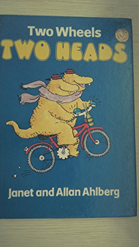 book cover of Two Wheels Two Heads