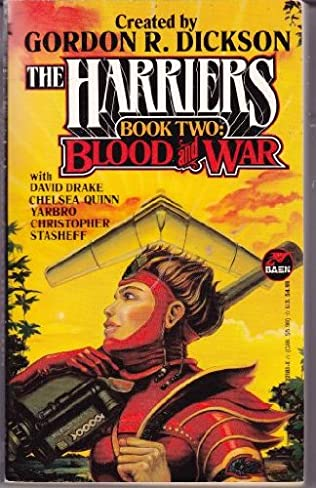 book cover of Blood and War