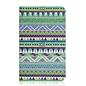 TOPQQ Nations Wind Pattern Full Body Case with Stand and Card Slot for Samsung Galaxy Tab4 8.0 T230 T330