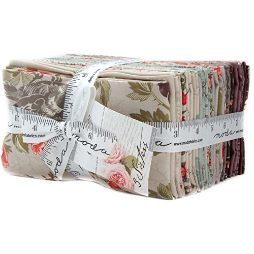 3 Sisters Quill 40 Fat Eighths Moda Fabrics 44150F8 (3 Sisters Moda)