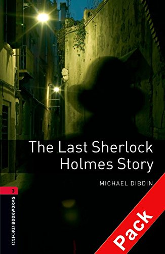 Oxford Bookworms Library: 8. Schuljahr, Stufe 2 - The Last Sherlock Holmes Story: Reader und CD