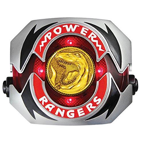 Mighty Morphin Power Rangers Legacy Power (Power Ranger Belt)