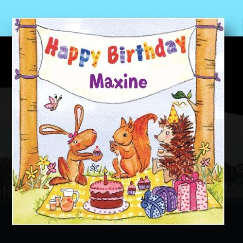happy birthday maxine The Birthday Bunch   Happy Birthday Maxine   Amazon.Music happy birthday maxine
