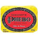 Sabonete Phebo Odor Rosas 90g - Sabonete Em Barra Phebo Odor De Rosas 90g