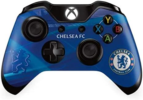 Chelsea Fc Official Xbox One Controller Football Skin Xbox One Amazon Co Uk Sports Outdoors