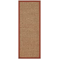 Home Decorators Collection Adirondack Rust 2 Ft. 6 In. x 12 Ft. Runner