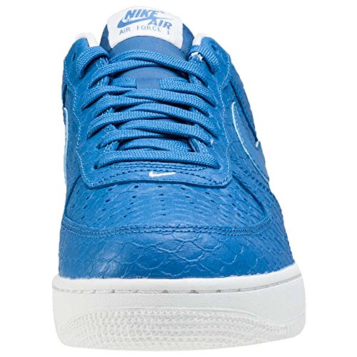 Nike Blue Herren 1 Sneakers Star '07 Azul Star Lv8 White Force Air summit Blue nzz4wWXZUF