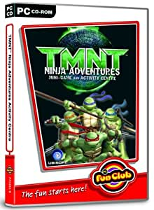 Tmnt: Ninja Adventures [DVD-Rom]: Amazon.es: Videojuegos
