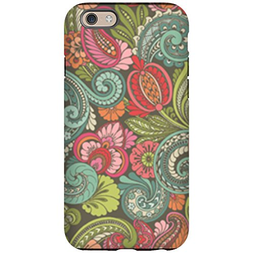 (CafePress - Paisley Cyngalese iPhone 6 Tough Case - iPhone 6/6s Phone Case, Tough Phone Shell)