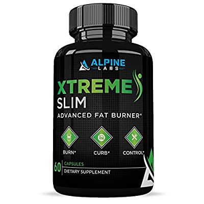 Advanced Fat Burner :: Boost Energy Levels :: Enhance Metabolism for Healthy Weight Loss :: All-Natural Ingredients :: 30 Day Supply:: Alpine Labs