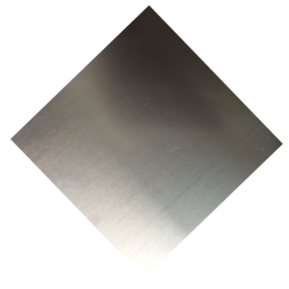 RMP .025'' 3003 H14 Aluminum Sheet 12'' x 12''