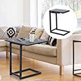 New MTN-G Expandable Side End Tray Table Folding Top Laptop Coffee Holder Modern Furniture