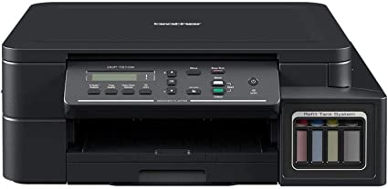 d7305bbe Brother DCP-T510W Inktank Refill System Printer with Built-in-Wireless  Technology. Roll over image to ...