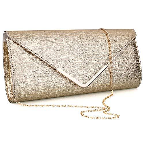 main Doré à EROUGEevening Femme Sacs bag fSqxwtH