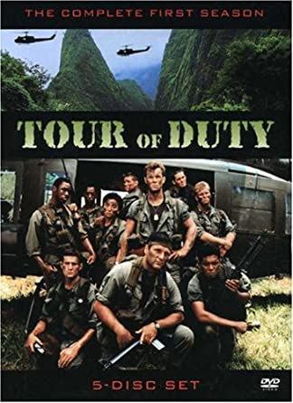 Amazon Com Tour Of Duty The Complete First Season Terence Knox
