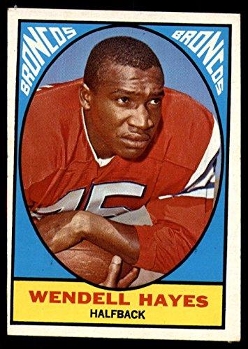 1967-topps-36-wendell-hayes-denver-broncos-football-card-deans-cards-5-ex-broncos