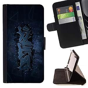 For LG G4 Case , Grafitis calle- la tarjeta de Crédito Slots PU Funda de cuero Monedero caso cubierta de piel