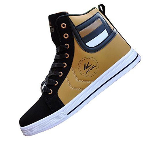 Gaorui Lot Fashion Men Casual Shoe High Top Sport Outdoor Athletic Running Sneaker Boot