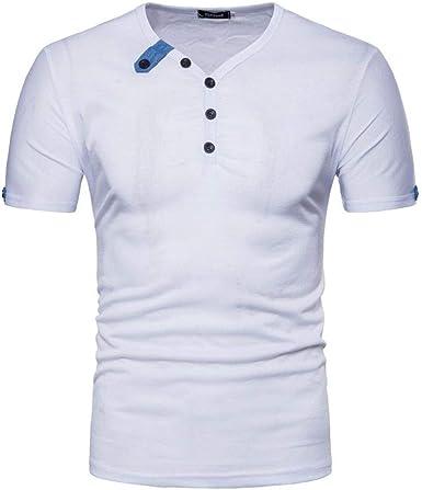 Algodón Del Peso Pesado Camisa De Diseño Hombres Gran T Tamaño Medio Rebecas Esencial De La