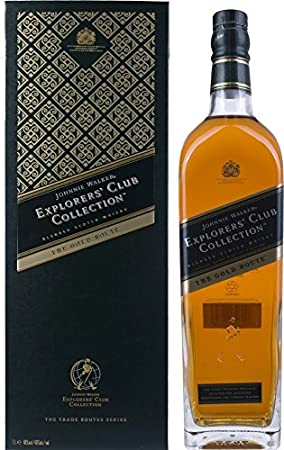 Johnie Walker Johnnie Walker Explorer'S Club Collection The Gold Route 40% Vol. 1L In Giftbox - 1000 ml