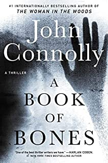 Book Cover: A Book of Bones: A Thriller
