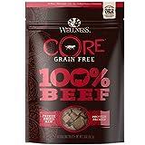 Wellness Natural Pet Food Core Grain Free 100-Percent Beef Freeze Dried Dog Treats, 2 Oz Larger Image