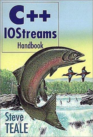 C++ Iostreams Handbook by Steve Teale (1993-05-05)