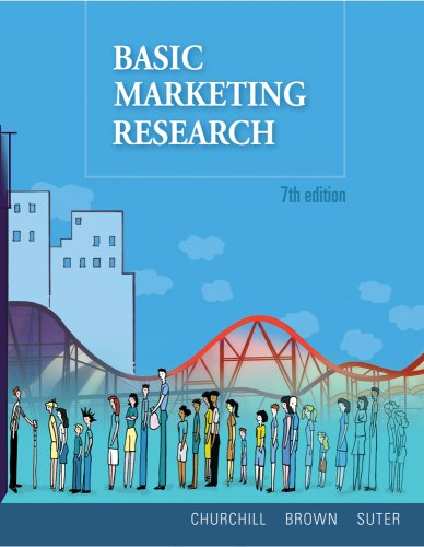 Books : Basic Marketing Research