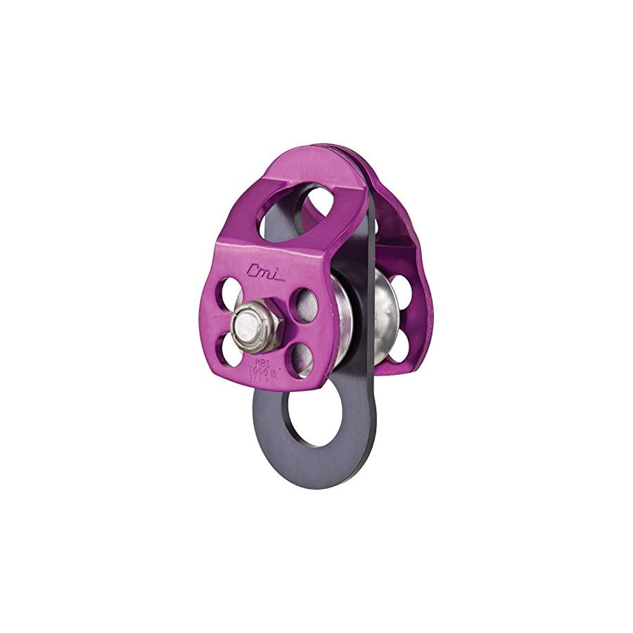 """CMI Double 1 1/4"""" Micro Pulley"""