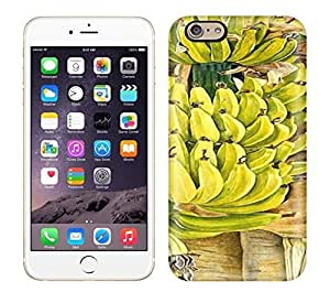 Best Power(Tm) HD Colorful Painted Watercolor The World Of Banana Hard Phone Case For Iphone 6