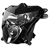 2013 gsxr 600 headlight assembly - Replacement Head Light Front Lamp Assembly For 2004-2005 Suzuki GSXR 600 750