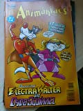 Animaniacs #30 Comic Starring Electra Walter and DynaSquirrel (1997)