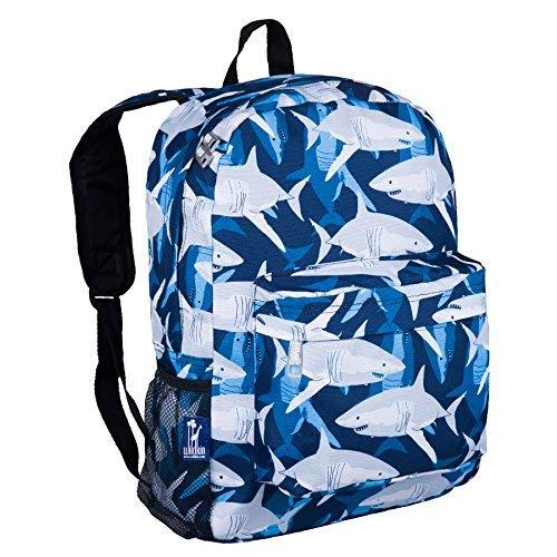Sharks Crackerjack Backpack [並行輸入品] B07R4WQ1QJ