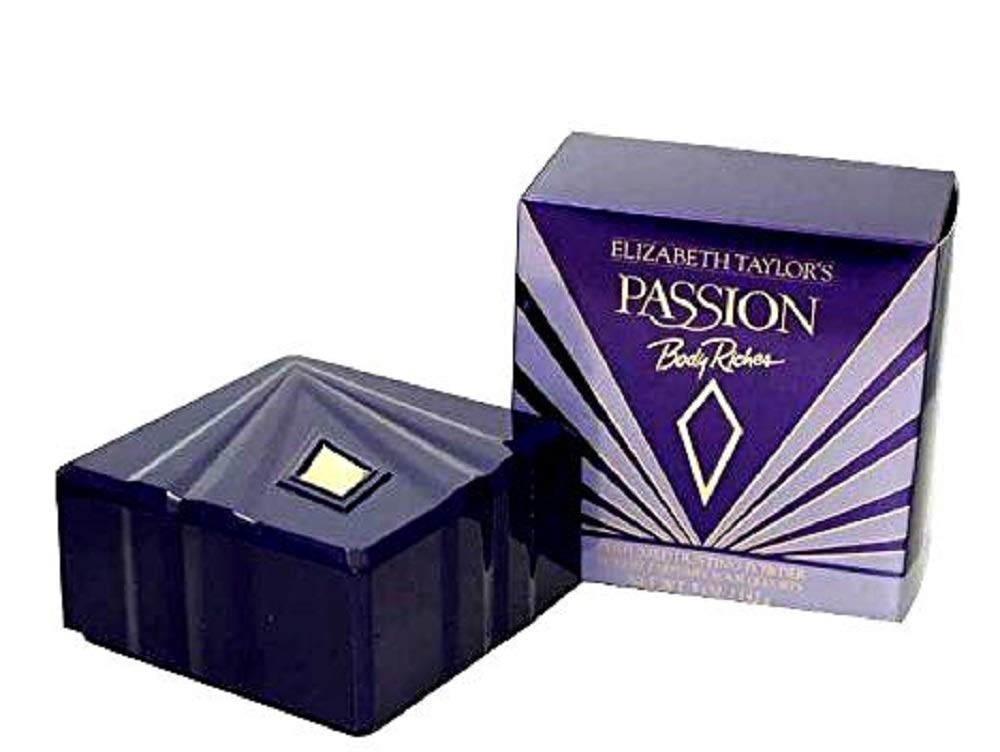 Perfumed Women's Passion Body Riches Romantic Dusting Powder 5 oz