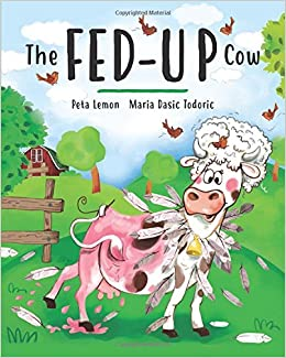 Image result for peta lemon the fed up cow