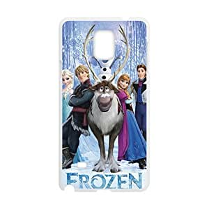 Frozen fashion durable Cell Phone Case for Samsung Galaxy Note4