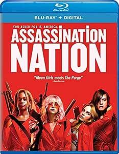 Assassination Nation Blu-ray + Digital