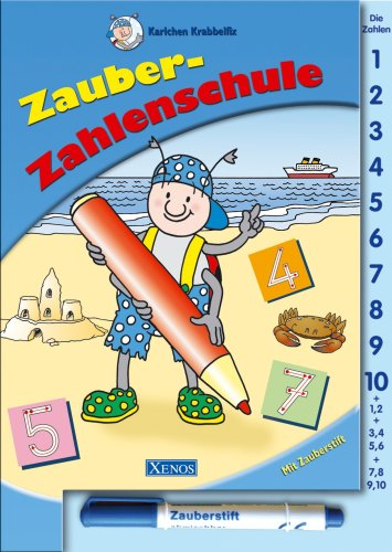 Karlchen Krabbelfix - Zauber-Zahlenschule
