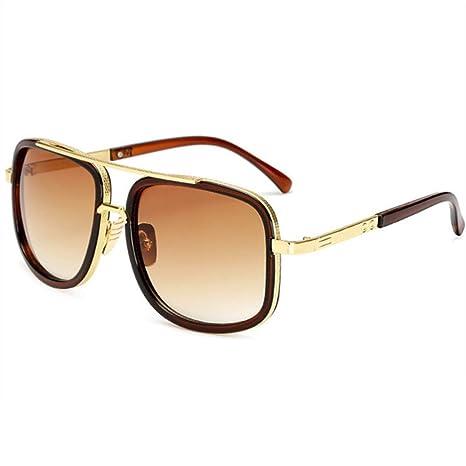 Yangjing-hl Gafas de Sol Mujer Gafas de Sol Vintage Gafas ...