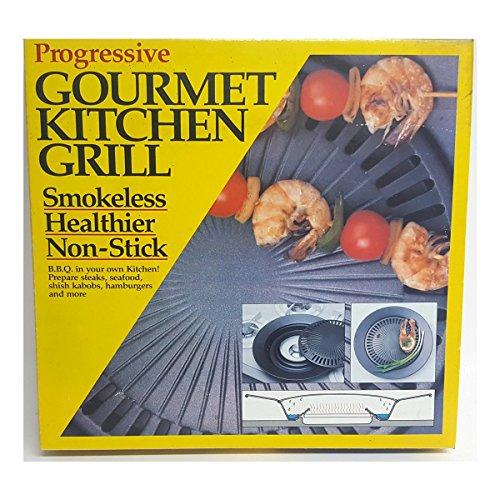 Progressive Non Stick Gourmet Kitchen Grill
