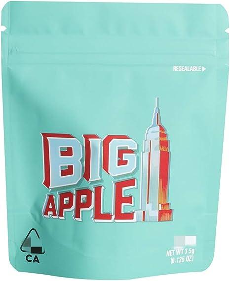 mylar bags 3.5 50 pack