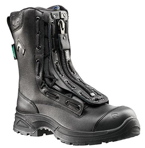 Haix Airpower XR1 Dual-Certified Wildland, EMS, Station Boot, NFPA - 8.5 Medium Black