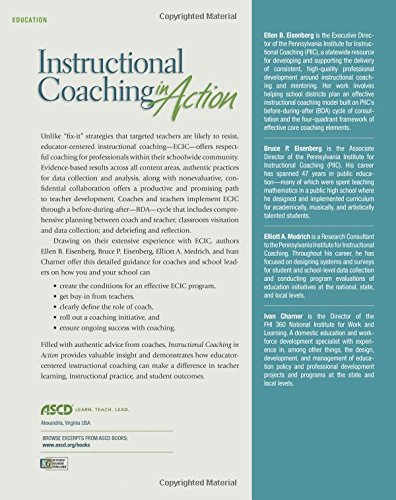 Instructional Coaching In Action An Integrated Approach That