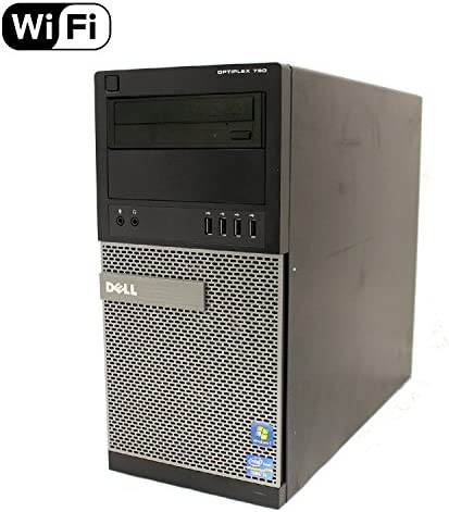 Dell OptiPlex 790 MiniTower PC – Intel Core i5-2400 3.1GHz 8GB 250GB DVDRW Windows 10 Pro Renewed
