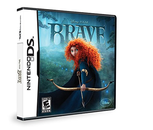 Brave - Nintendo DS by Disney Interactive Studios