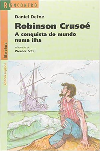 CRUSOE O LIVRO BAIXAR ROBINSON DE